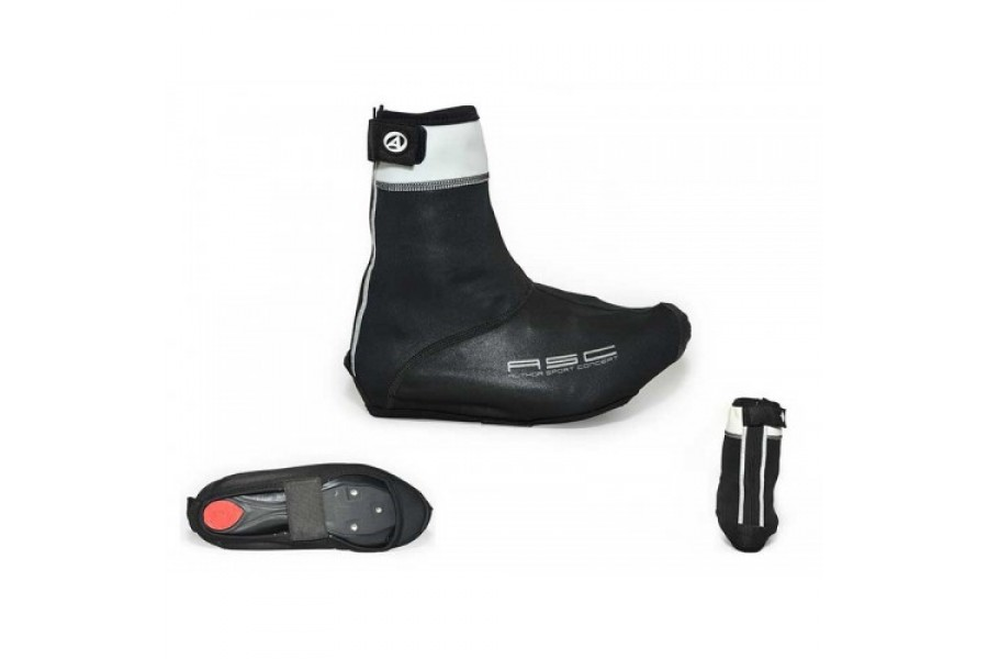 Бахилы Author WinterProof  XXL 47-48 (black), WinterProof  XXL 47-48